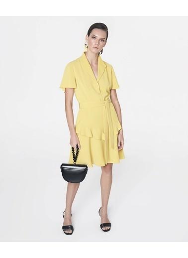 Ipekyol Elbise Sarı